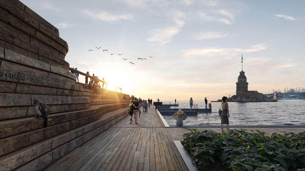 İstanbullu yeni kent meydanlarını seçti! İşte en beğenilen projeler - Sayfa 2