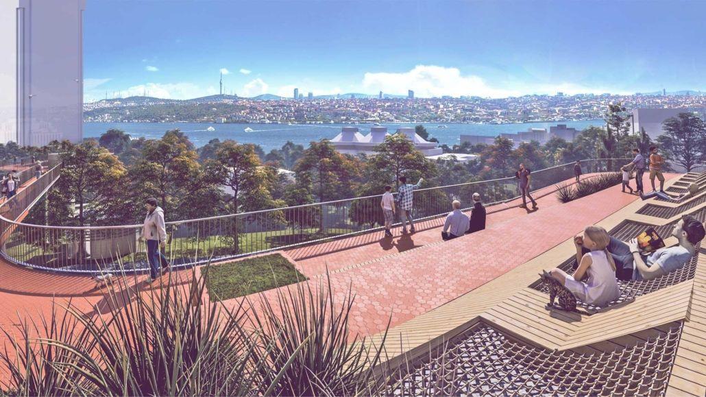İstanbullu yeni kent meydanlarını seçti! İşte en beğenilen projeler - Sayfa 1