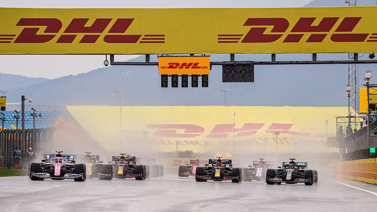 Formula 1 DHL Türkiye Grand Prix'inden kareler - Sayfa 4