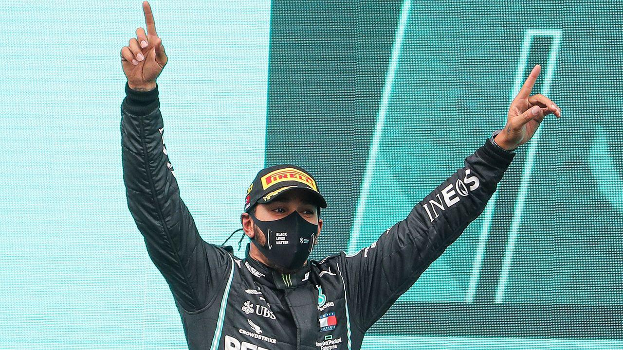 Formula 1 DHL Türkiye Grand Prix'inden kareler - Sayfa 1