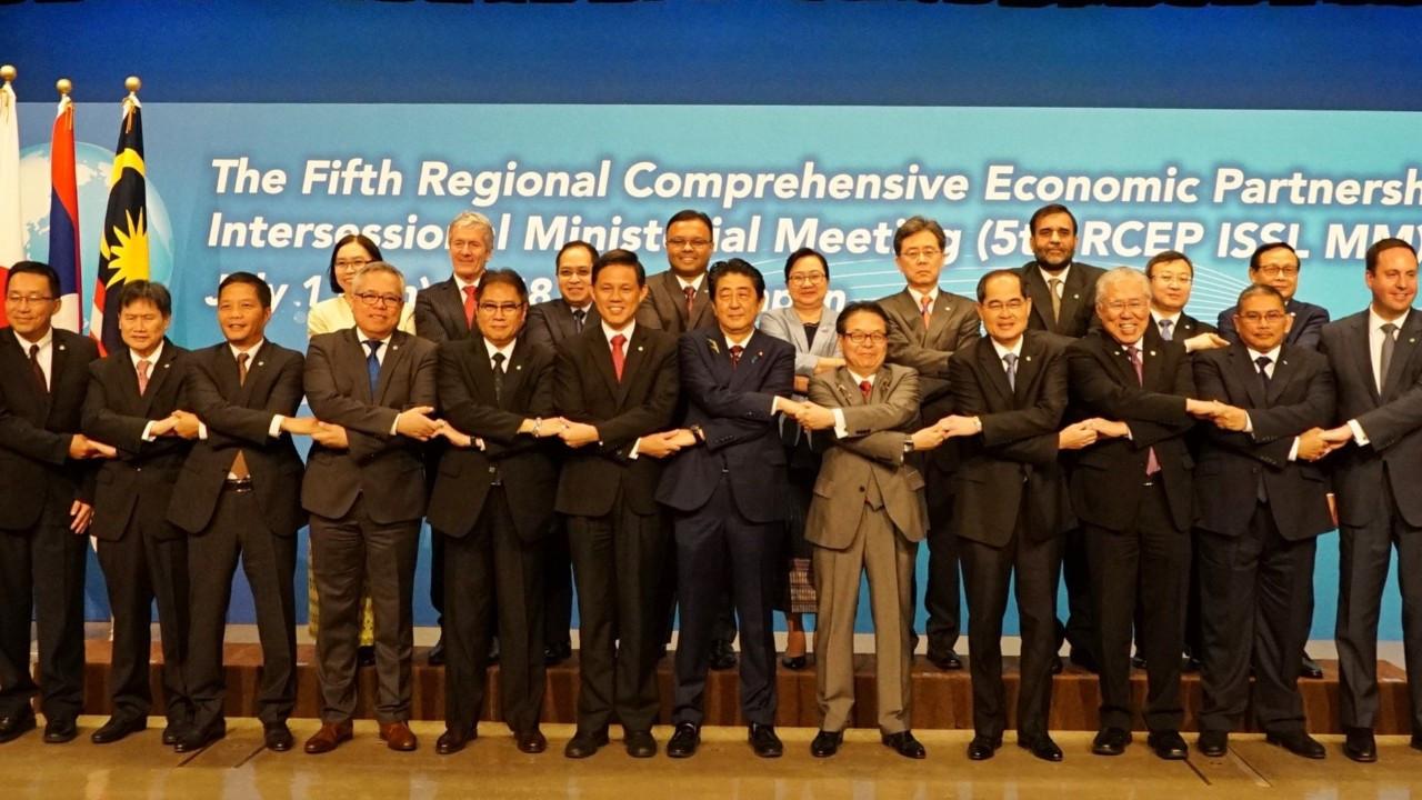 RCEP, küresel ekonomiye 186 milyar dolar ekleyecek