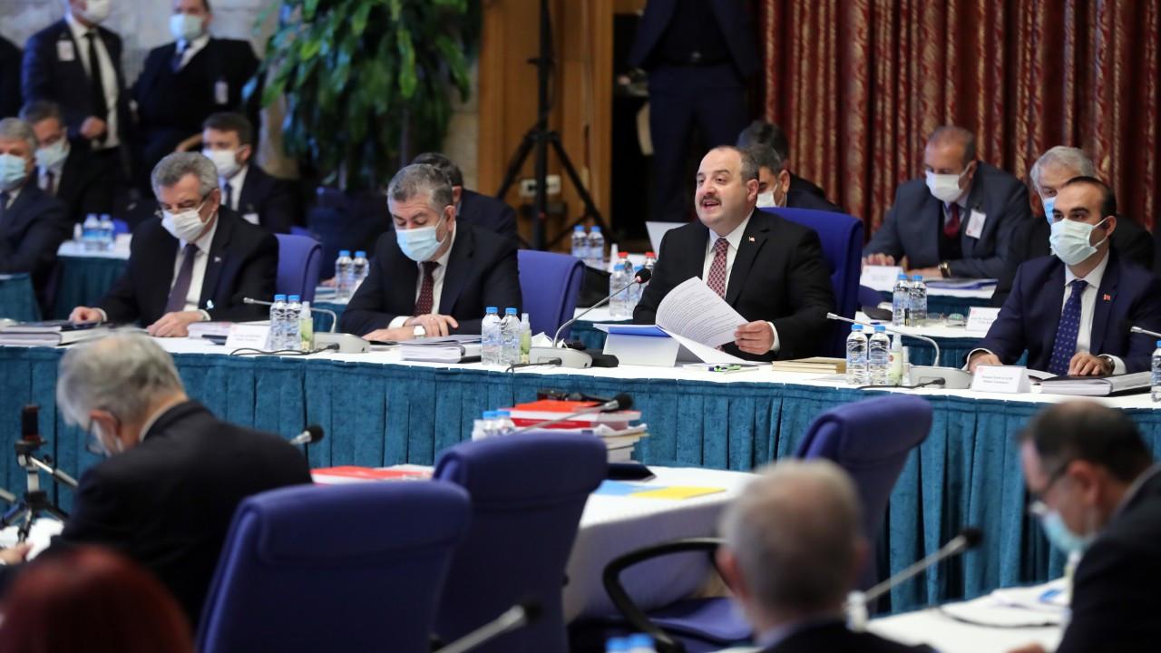 Varank: Reel sektörün yatırım talebi yüzde 21 arttı