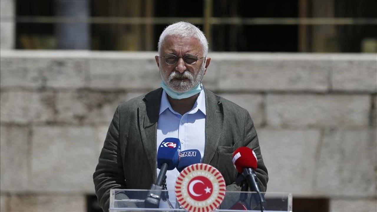 HDP: Bahçeli anayasal suç işliyor