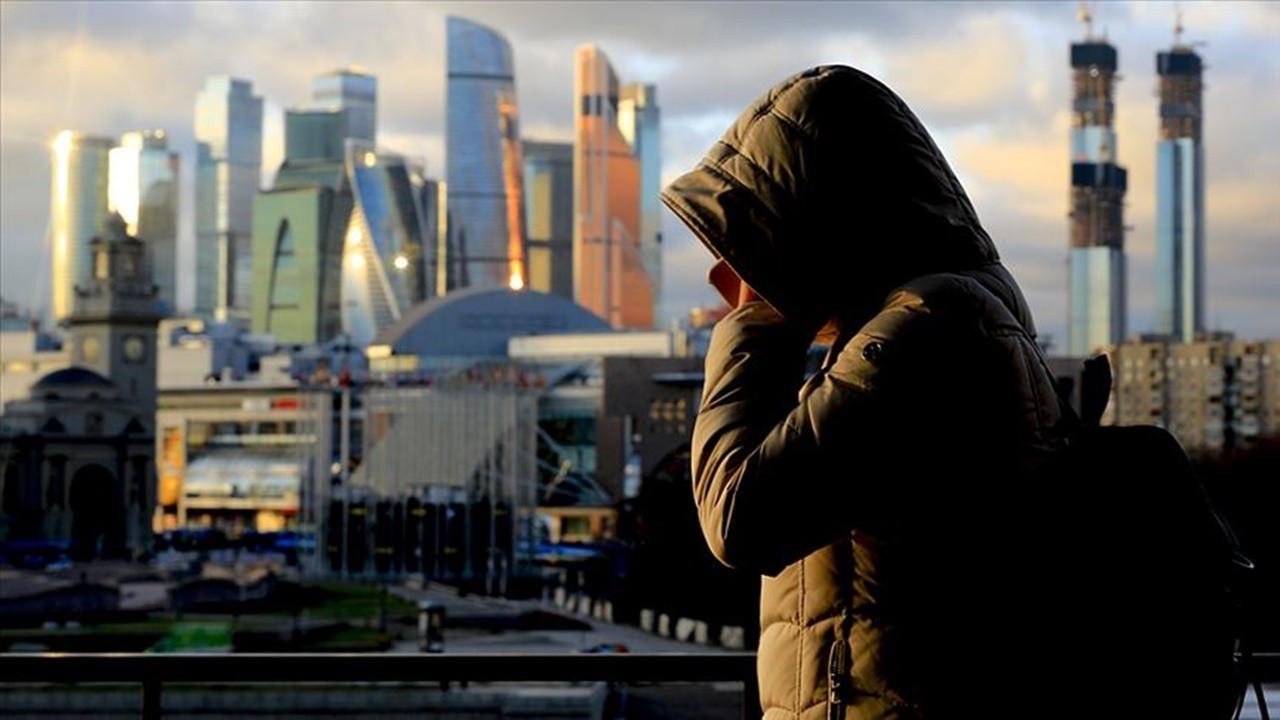 Rusya'da COVID-19'dan günlük ölü sayısı 442 ile rekor seviyede