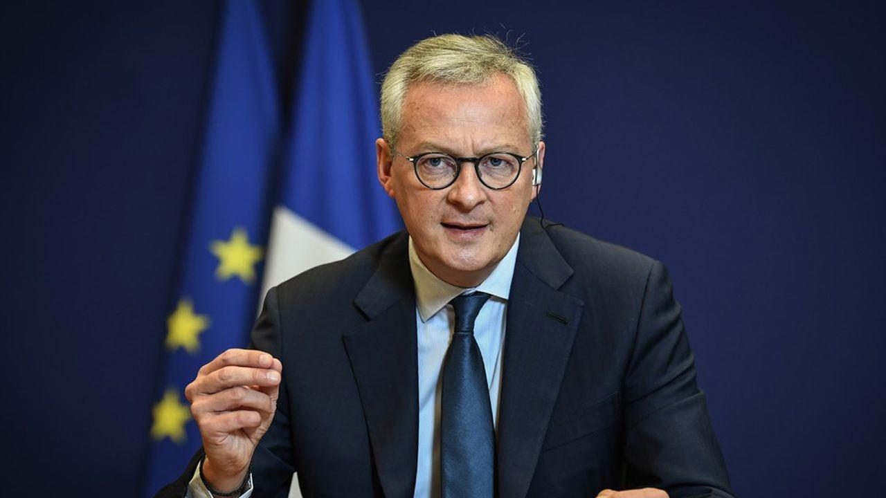 Fransa, 2021 yılı büyüme beklentisini düşürdü