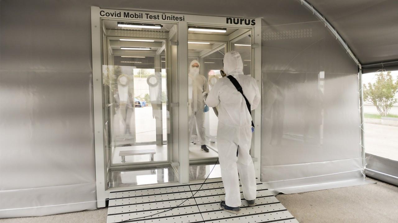 Nurus'un sessiz oda teknolojisini Çin satın aldı