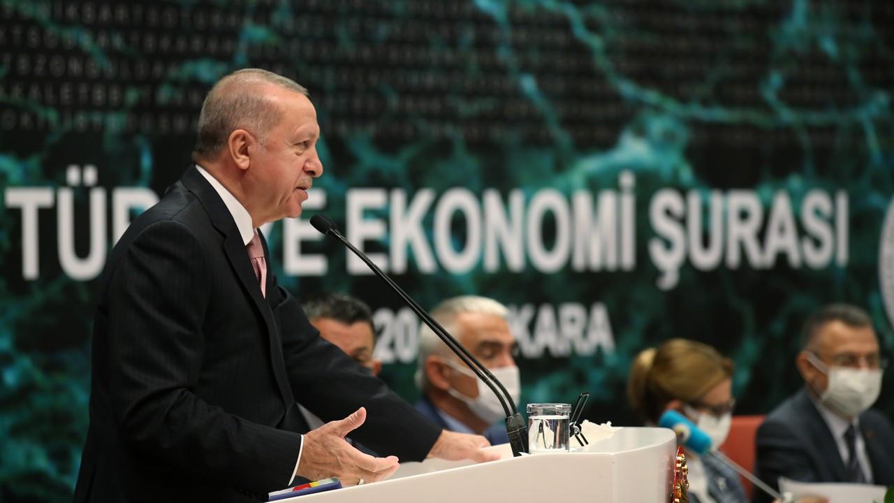 Erdoğan: Ülkemiz hazırlık devrini geride bırakıp artık şahlanış dönemine giriyor
