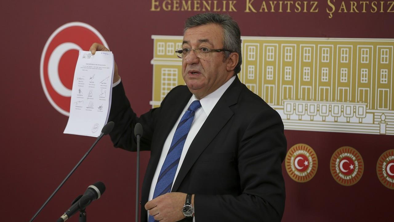 CHP'den 'soruşturma' açıklaması