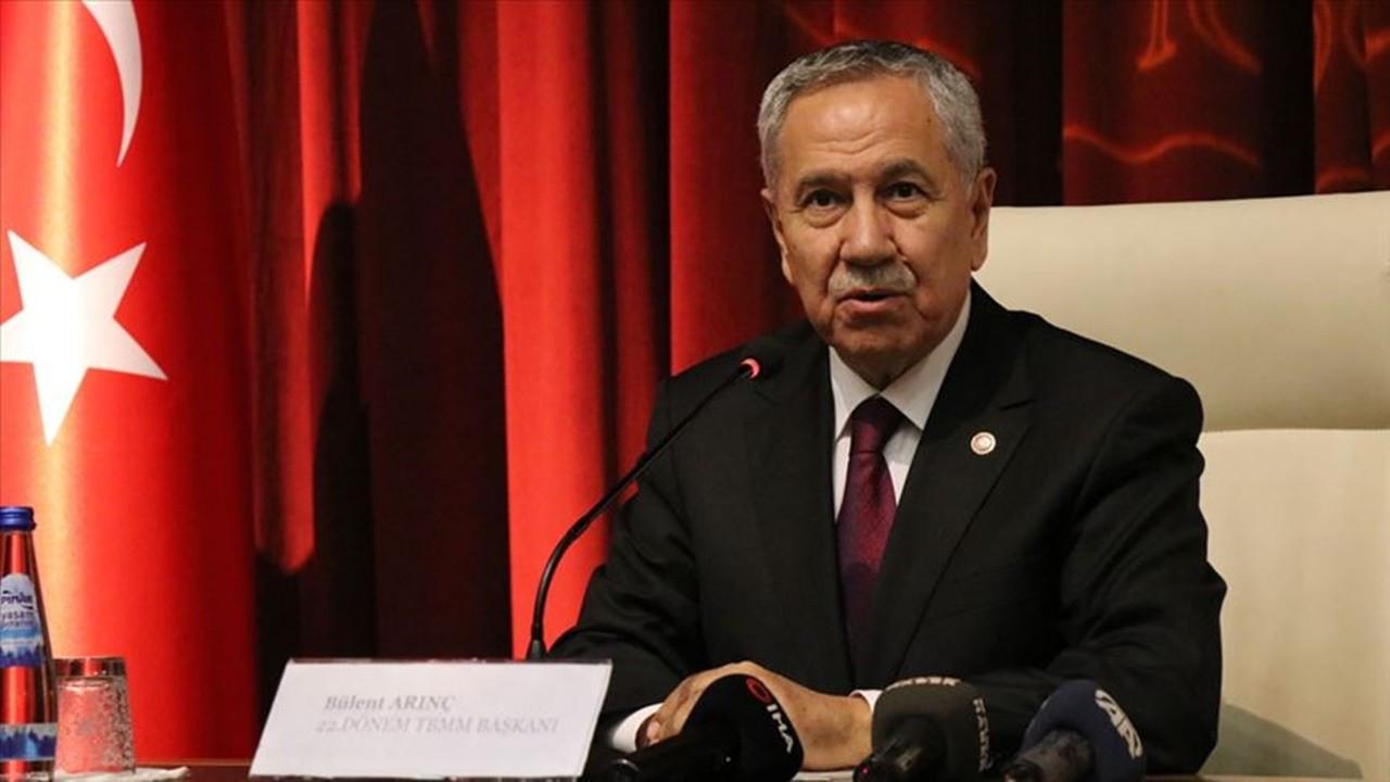 Arınç: Kavala'nın tutuklu kalmasına hayret ediyorum, Demirtaş'ın da tahliyesi olabilir