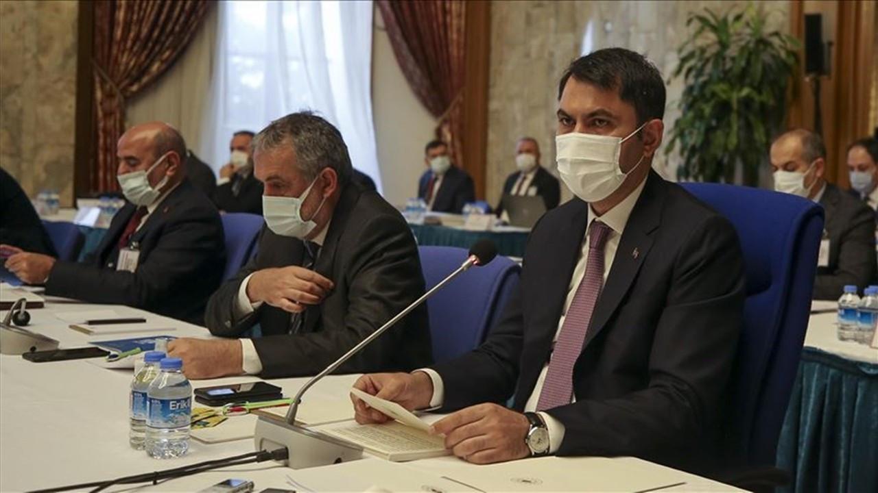 Bakan Kurum: Kanal İstanbul'dan vazgeçme söz konusu değil