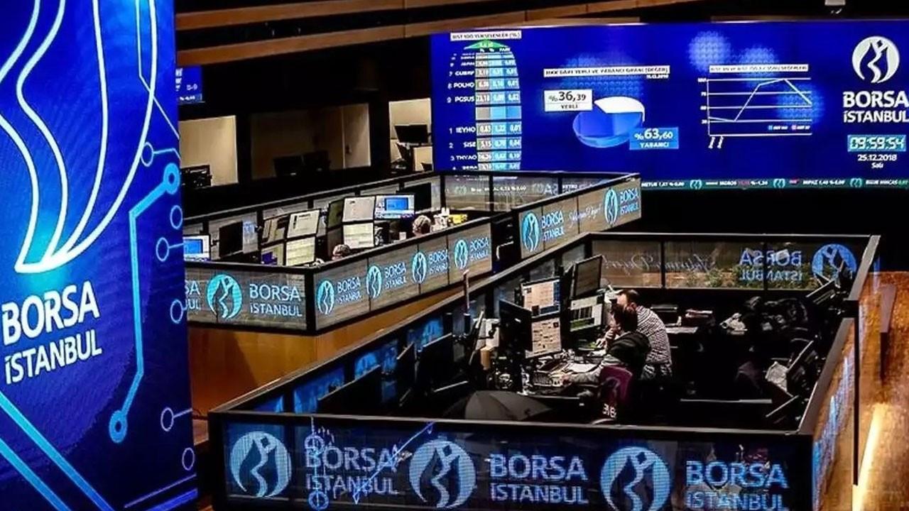 Borsada yüzde 0,34 düşüş