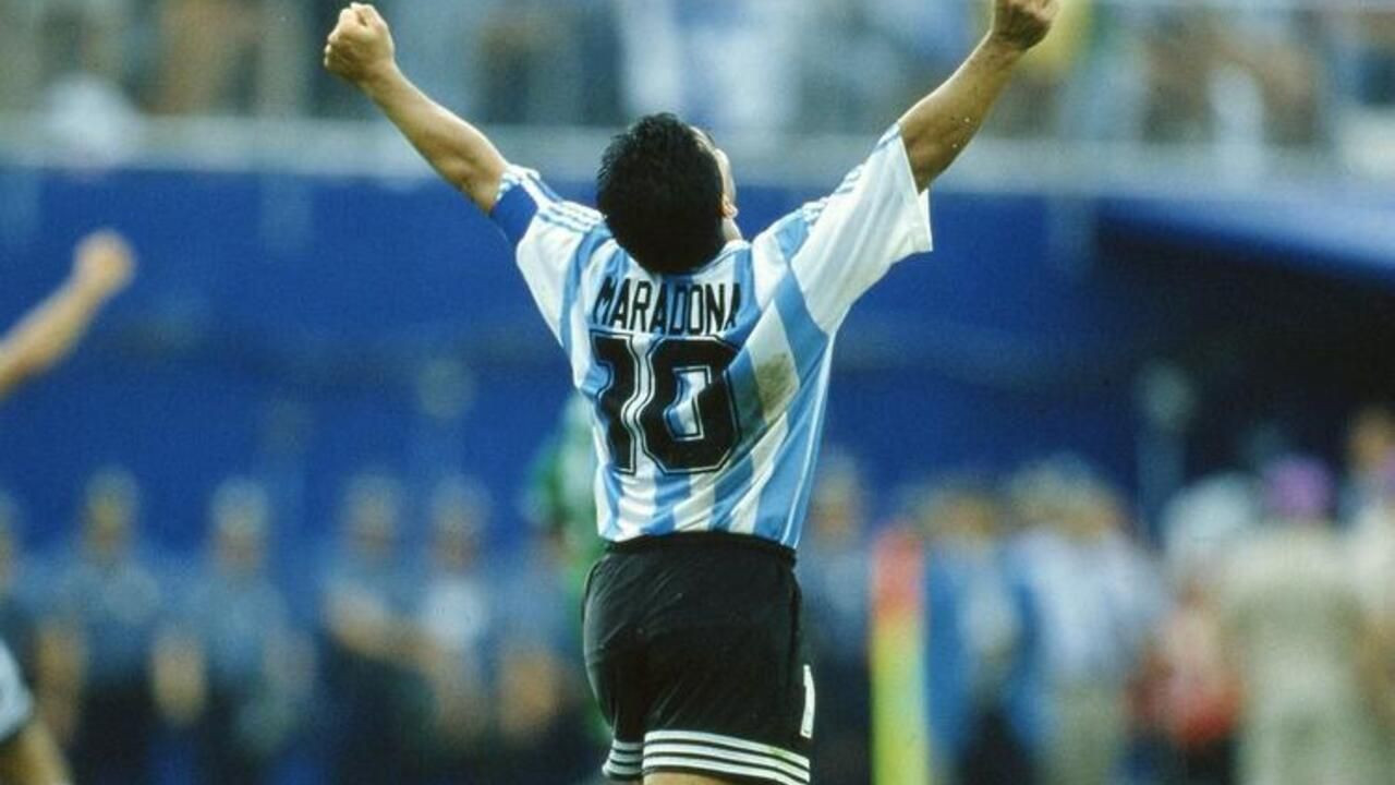 Futbol dünyasından Maradona geçti - Sayfa 2
