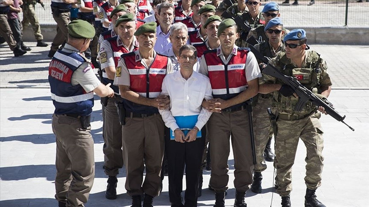 Akıncı Üssü darbe girişimi davasında karar: 79'ar kez ağırlaştırılmış müebbet hapis