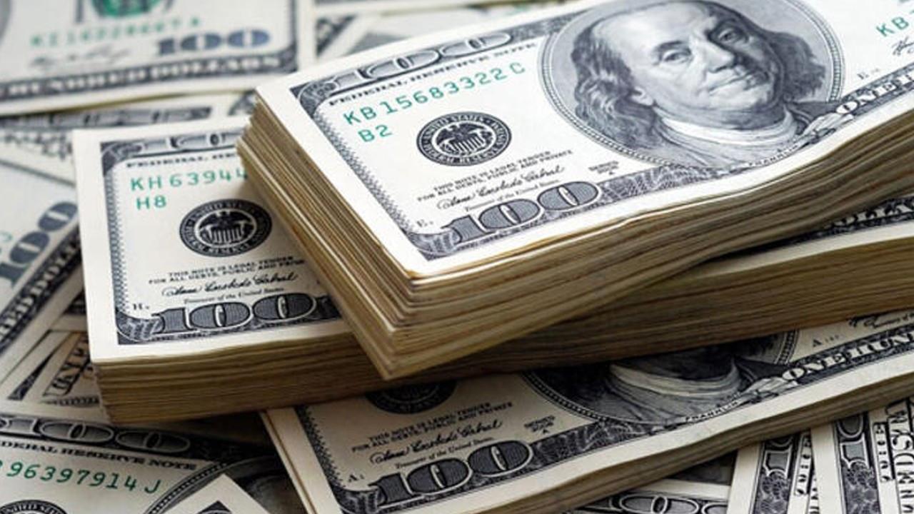 Faiz kararının ardından dolar 7,55'e geriledi