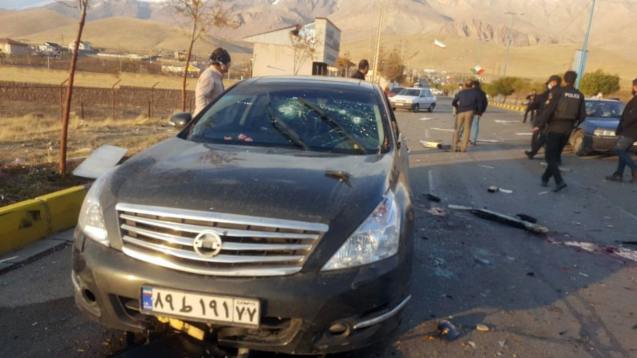 İranlı üst düzey nükleer bilimci Fahrizade suikaste uğradı