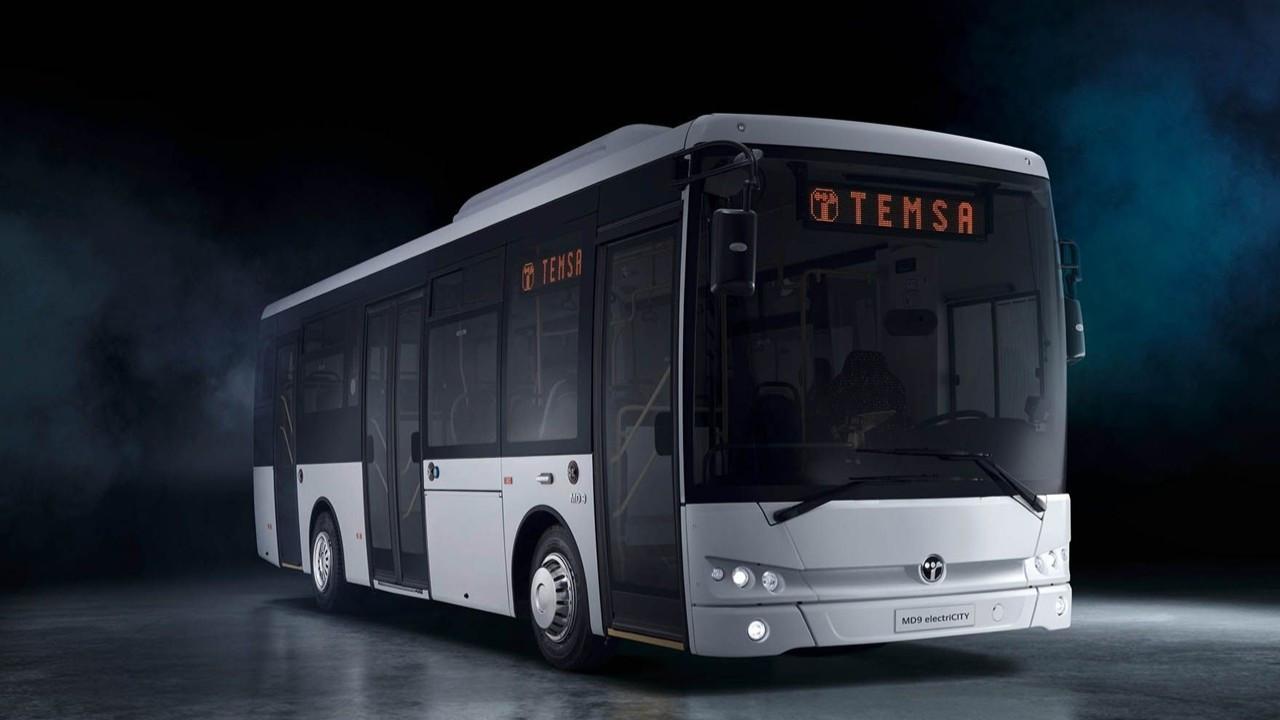 Temsa, ilk elektrikli otobüs ihracını İsveç'e yaptı: Türk sanayisi için bir dönüm noktası