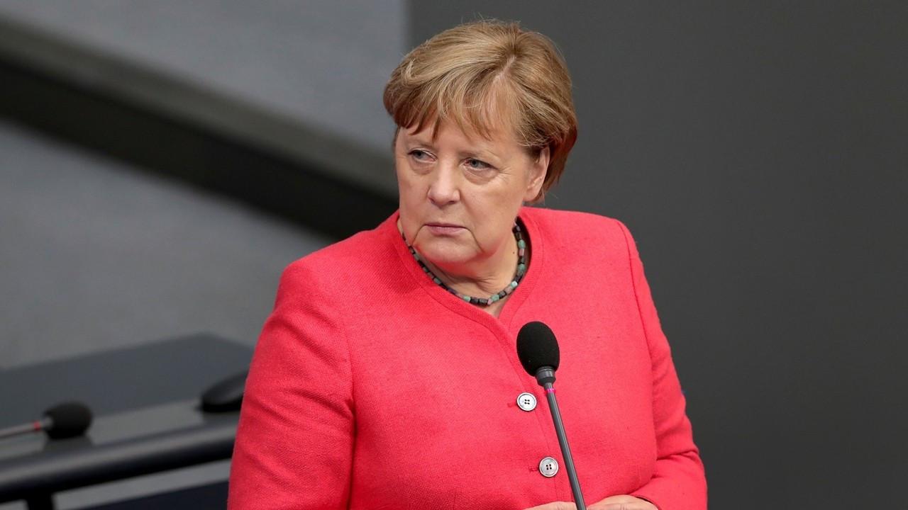 Merkel'den zirve öncesi Oruç Reis açıklaması