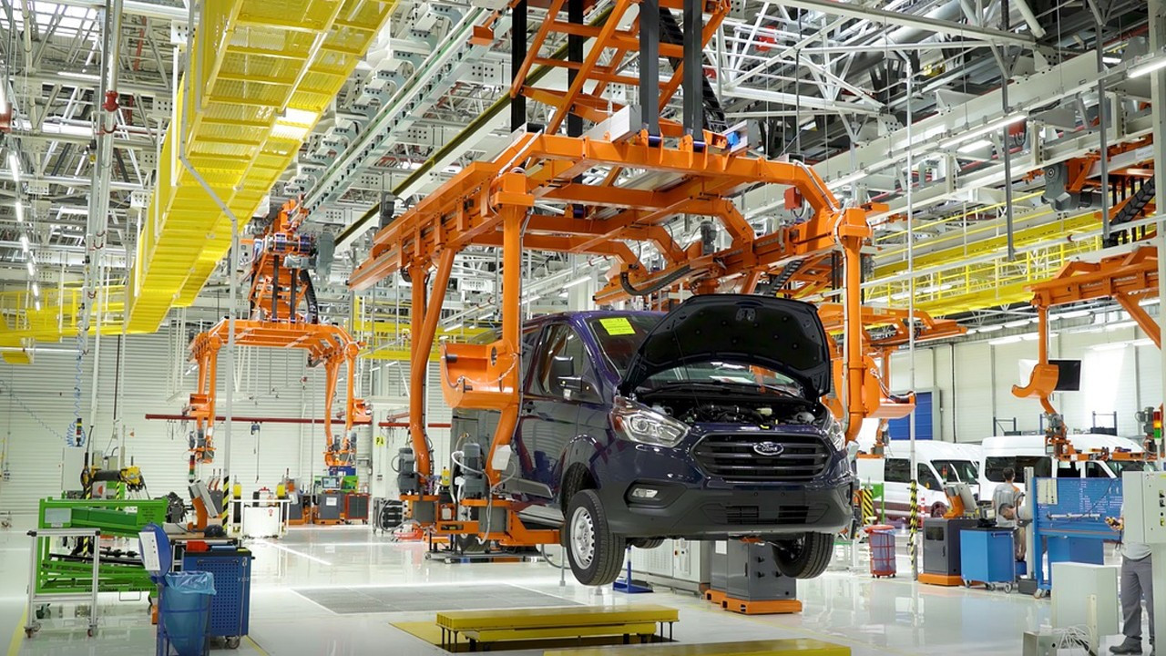 Ford Otosan, batarya montaj fabrikası kuruyor: İlk ve tek entegre elektrikli araç tesisi