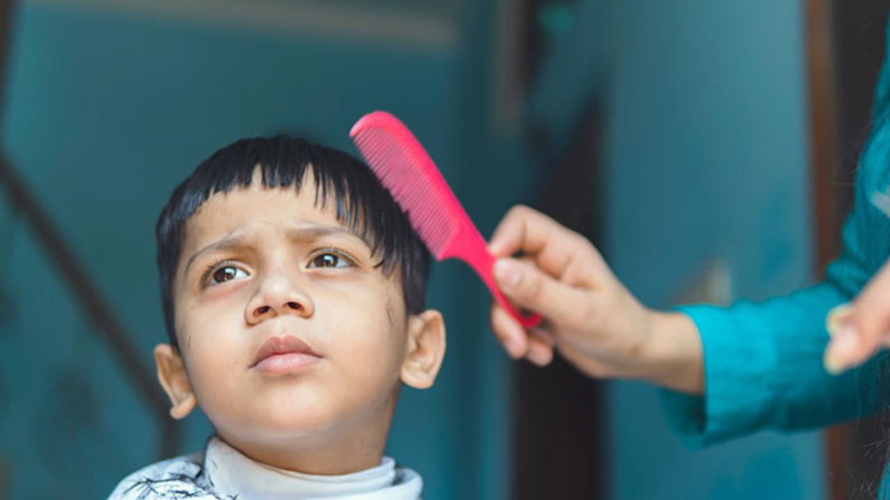 Köy çocukları tıraş edilecek