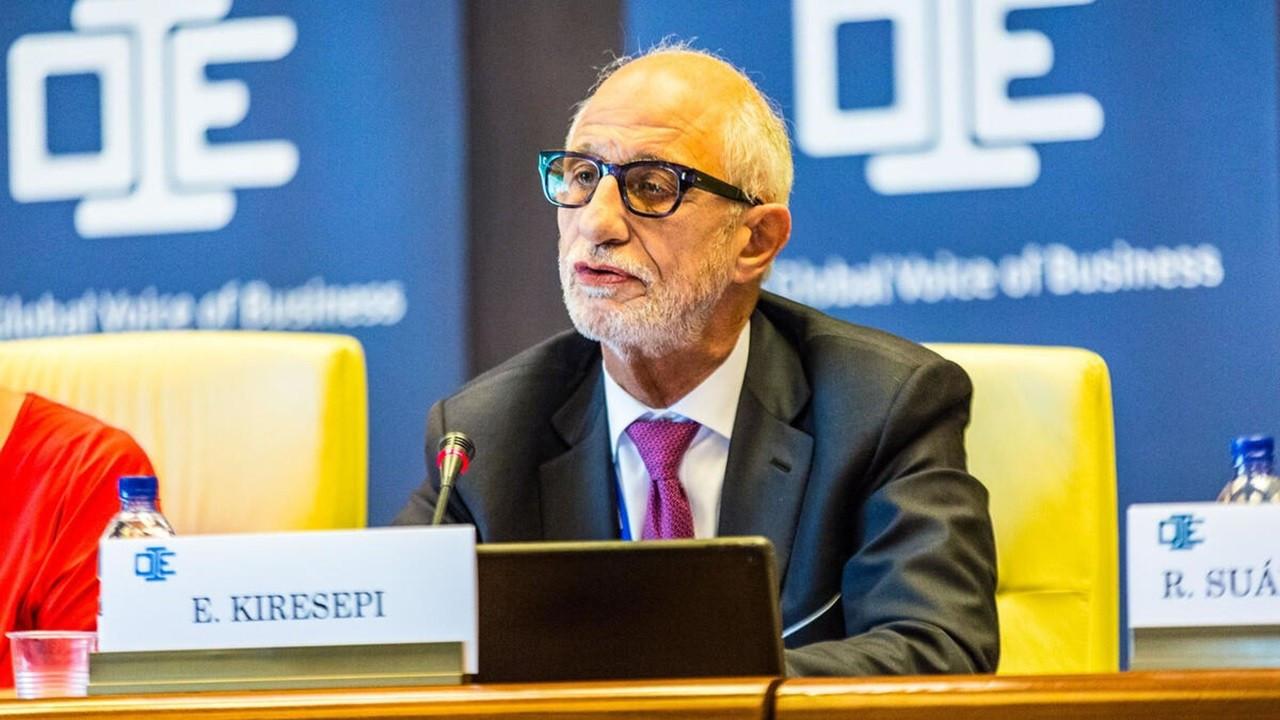 Uluslararası İşverenler Teşkilatı Başkanı Erol Kiresepi'nin görev süresi uzatıldı