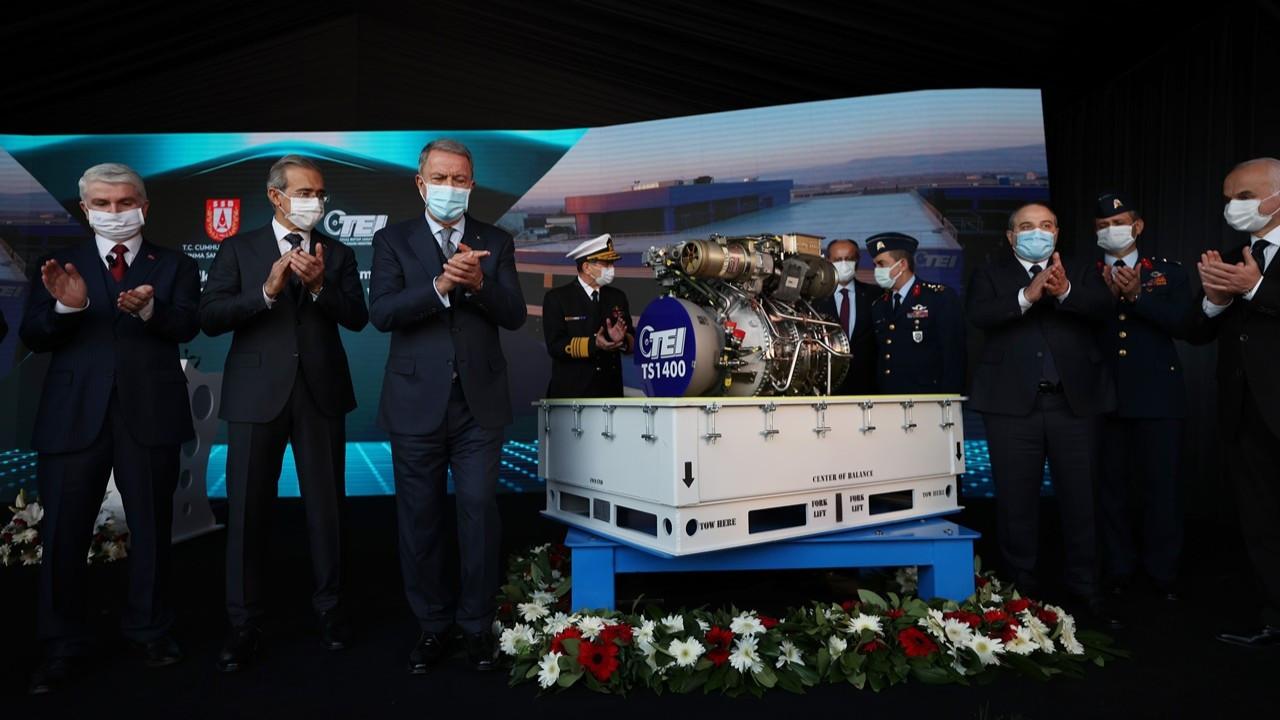 Bakan Varank: İlk milli helikopter motorumuzun kilogram başına ihracat değeri 6 bin dolar