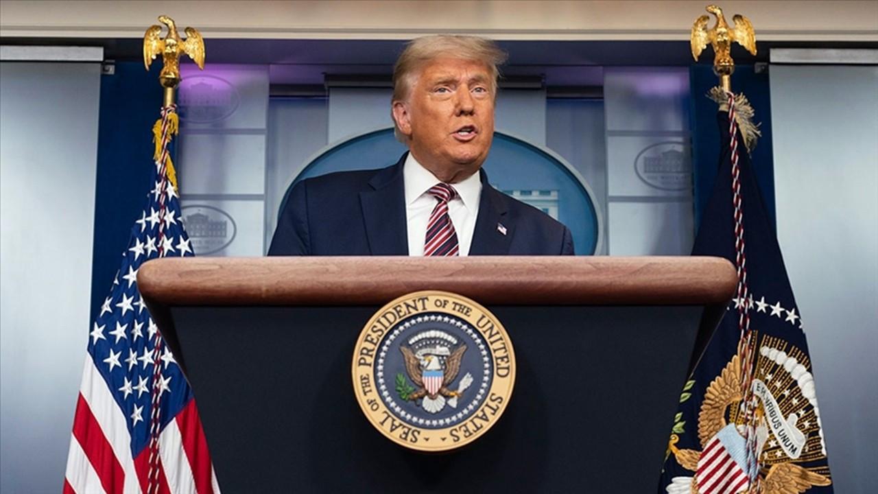 Trump: Amerikalıları tansiyonu düşürmeye davet ediyorum