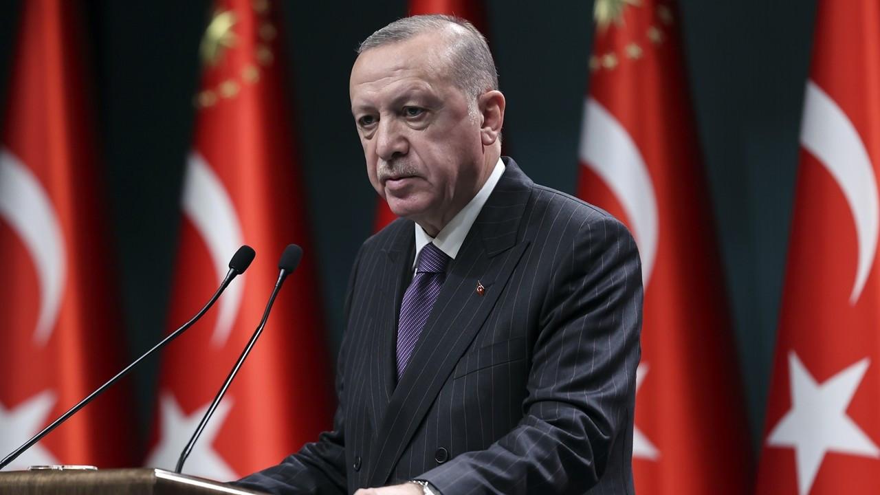 Cumhurbaşkanı Erdoğan: Perşembe veya cuma aşıya başlanacak