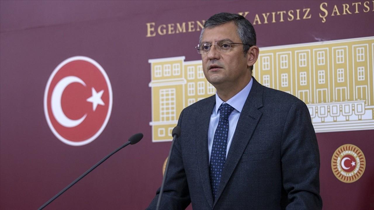 CHP'den güvenlik soruşturması teklifi tepkisi: AYM'ye gideriz