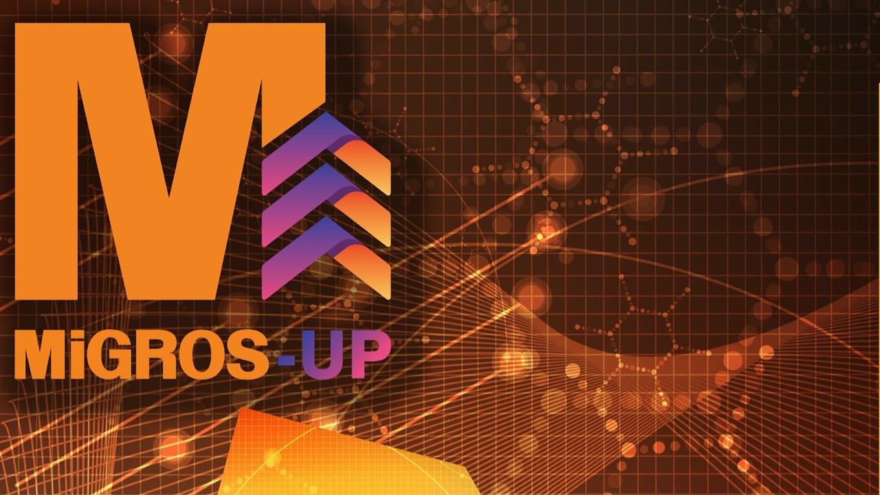Migros, startup'lara Migros Up ile destek verecek