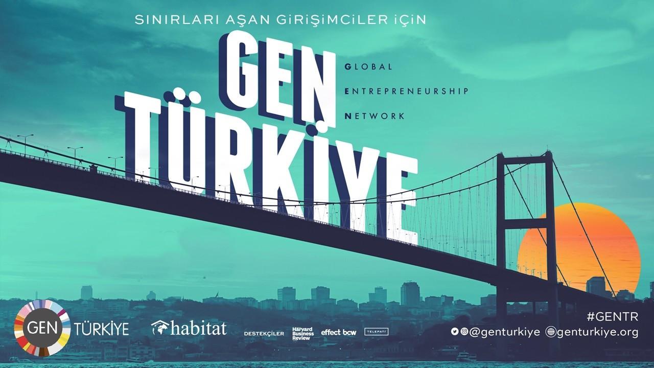 Türkiye'nin başarılı girişimcileri GEN Türkiye'yi kurdu