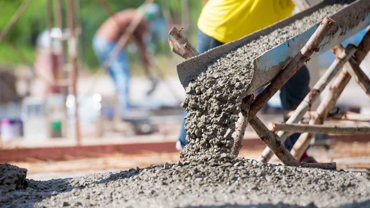 Çimento üretimi ilk 2 ayda yüzde 33 arttı