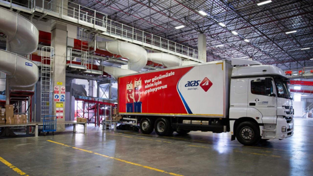 Aras Kargo'ya beş yılda 100 milyon Euro yatırım
