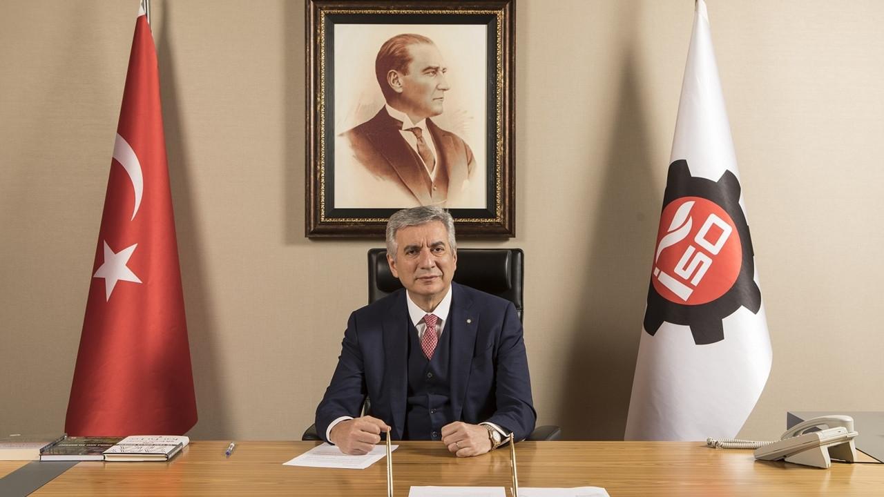 İSO Başkanı Bahçıvan: Uluslararası fonlar spekülasyon ve fırsatçılık yapıyor