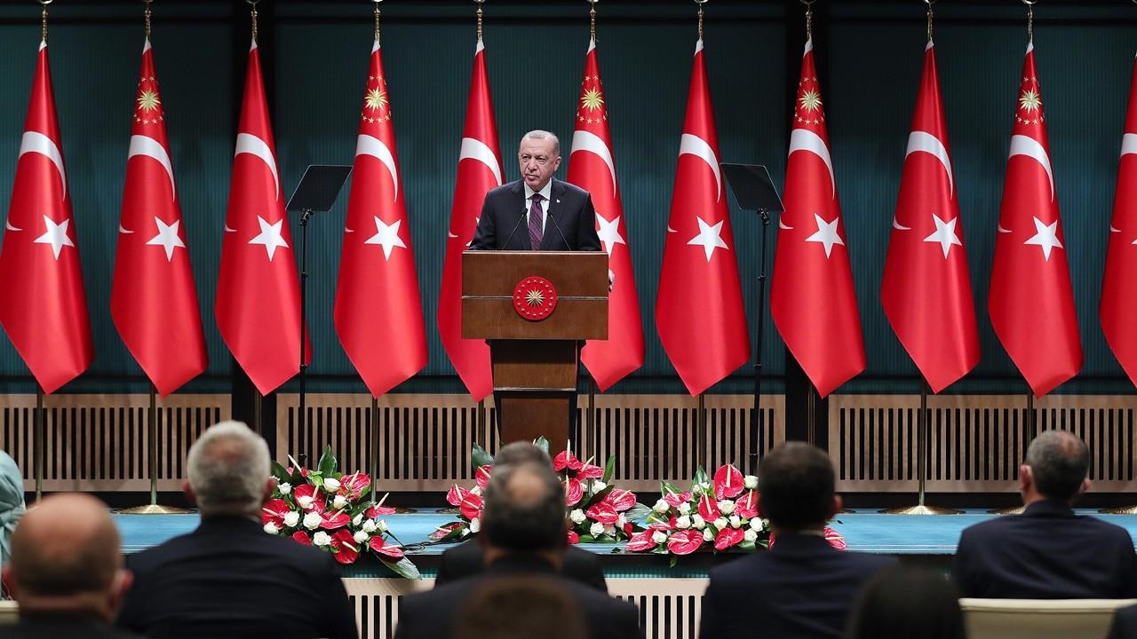 Cumhurbaşkanı Erdoğan: Yarın İngiltere ile ticaret anlaşması imzalıyoruz