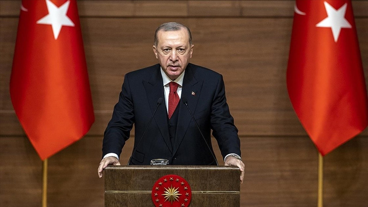 Cumhurbaşkanı Erdoğan: Uzay haklarımızı 30 yıl boyunca garanti altına alıyoruz