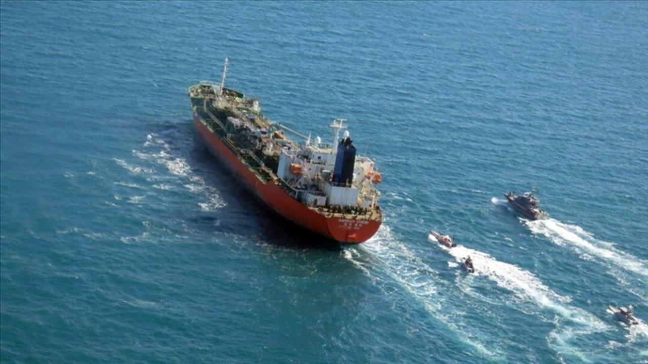 İran, Güney Kore bandıralı tankere el koydu