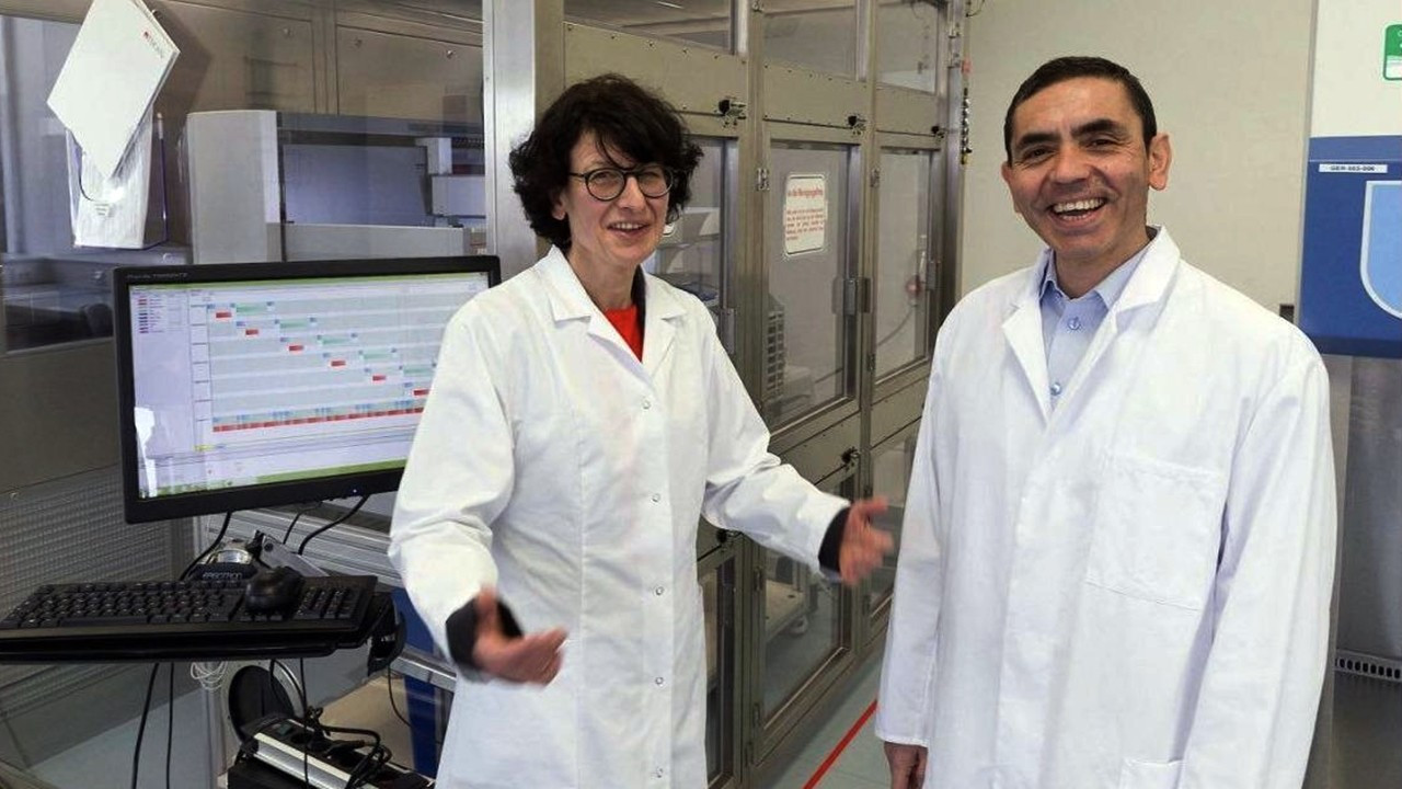 COVID-19 aşısında 'BioNTürk' heyecanı