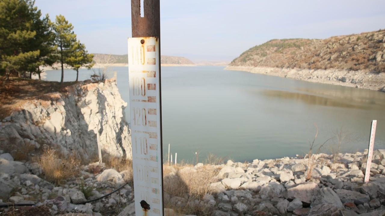 ASKİ'den kuraklık uyarısı
