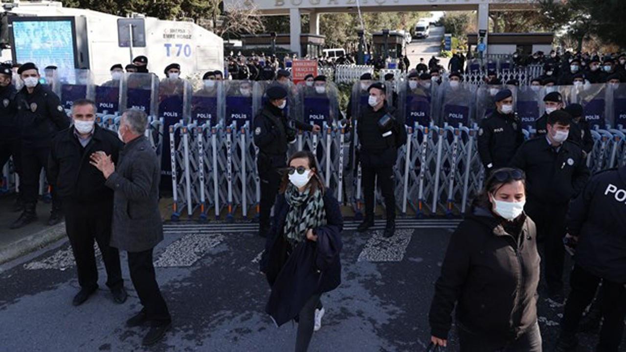 İstanbul'un iki ilçesinde gösteri ve toplantı yasağı