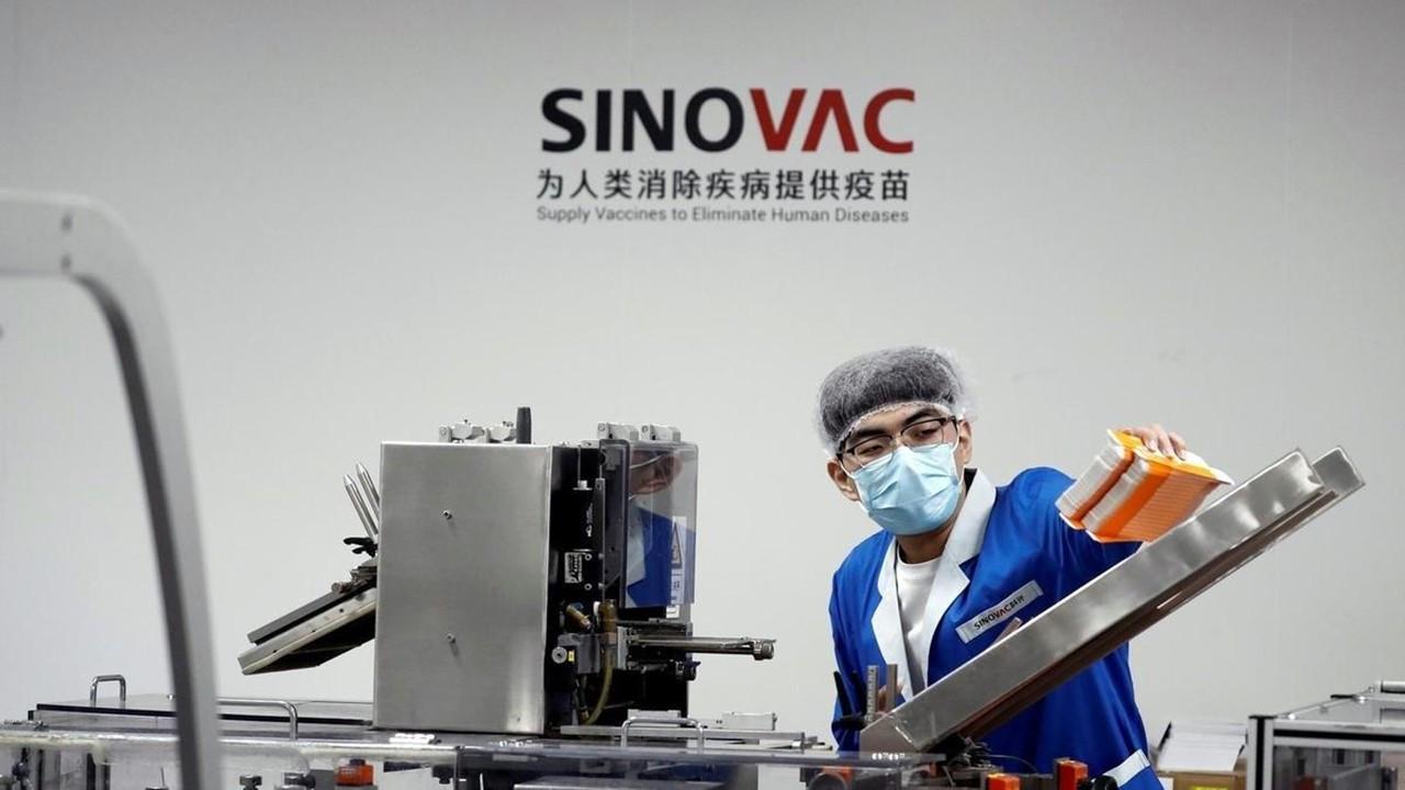 Sinovac aşısının Brezilya'daki sonuçları açıklandı