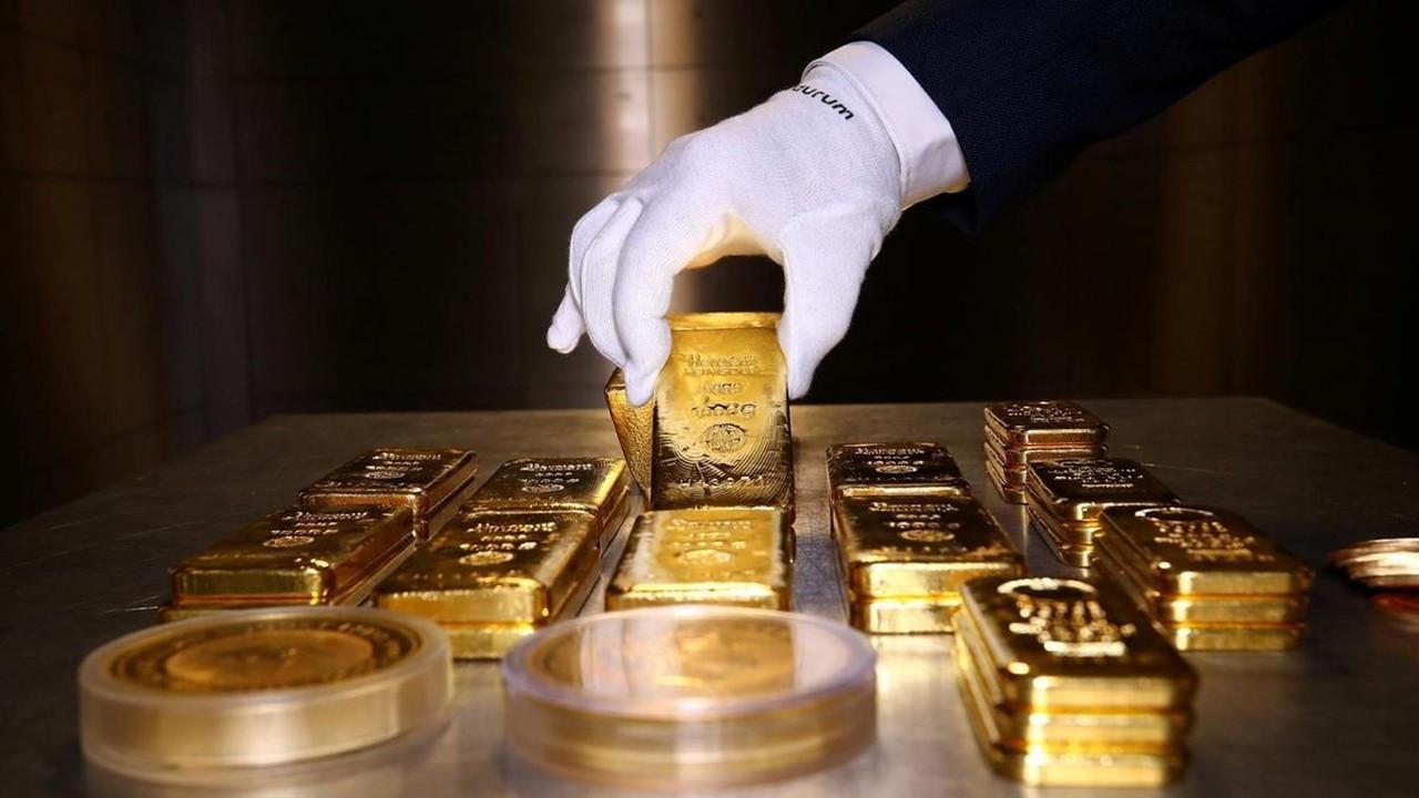 Altın fiyatları tahvil getirilerinde yükseliş ve zayıf dolar arasına sıkıştı