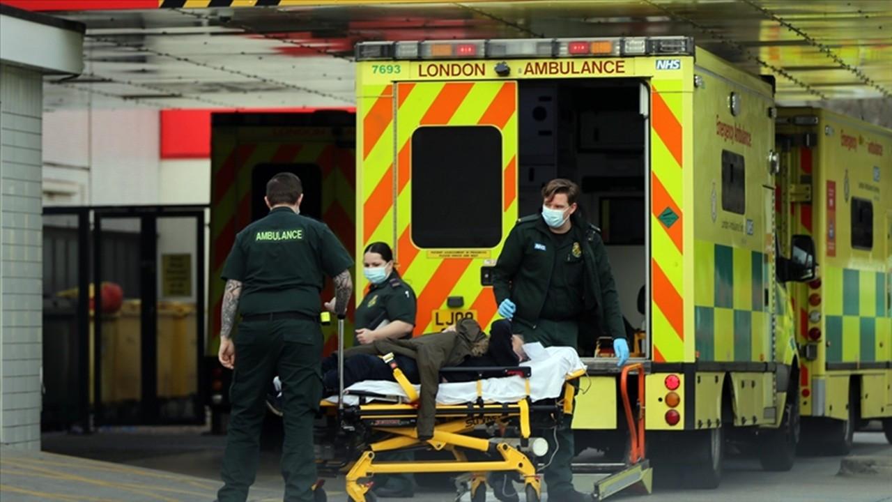 Londra'da COVID-19 nedeniyle 'acil durum' ilan edildi