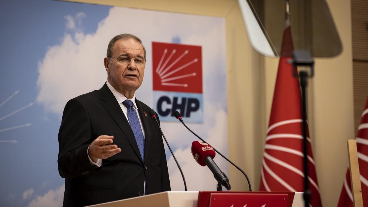 CHP Sözcüsü Öztrak: Damadınıza yeni bir koltuk mu hazırlıyorsunuz?