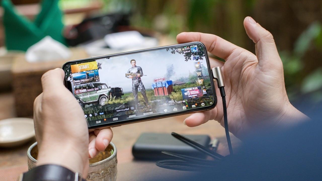 İlk yarıda mobil oyunlara 44,7 milyar dolar harcandı