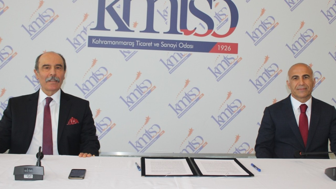 KMTSO ve Halkbank, KOBİ'ler için finansman anlaşması imzaladı