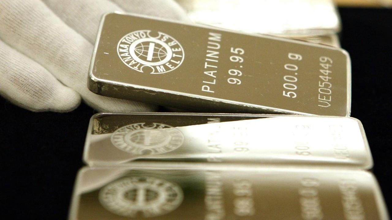 Beyaz metaller altını sollayacak!