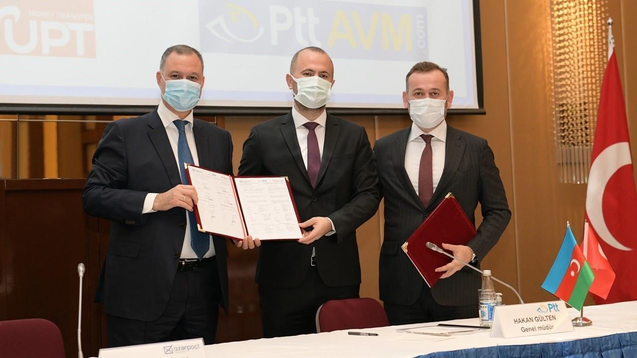 Türkiye ile Azerbaycan arasındaki para transferinin altyapısını UPT sağlayacak
