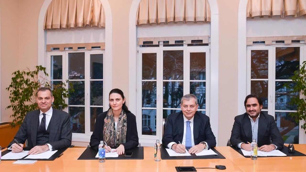 Aygaz ve McKinsey'den iş birliği:Aykargo için imzalar atıldı