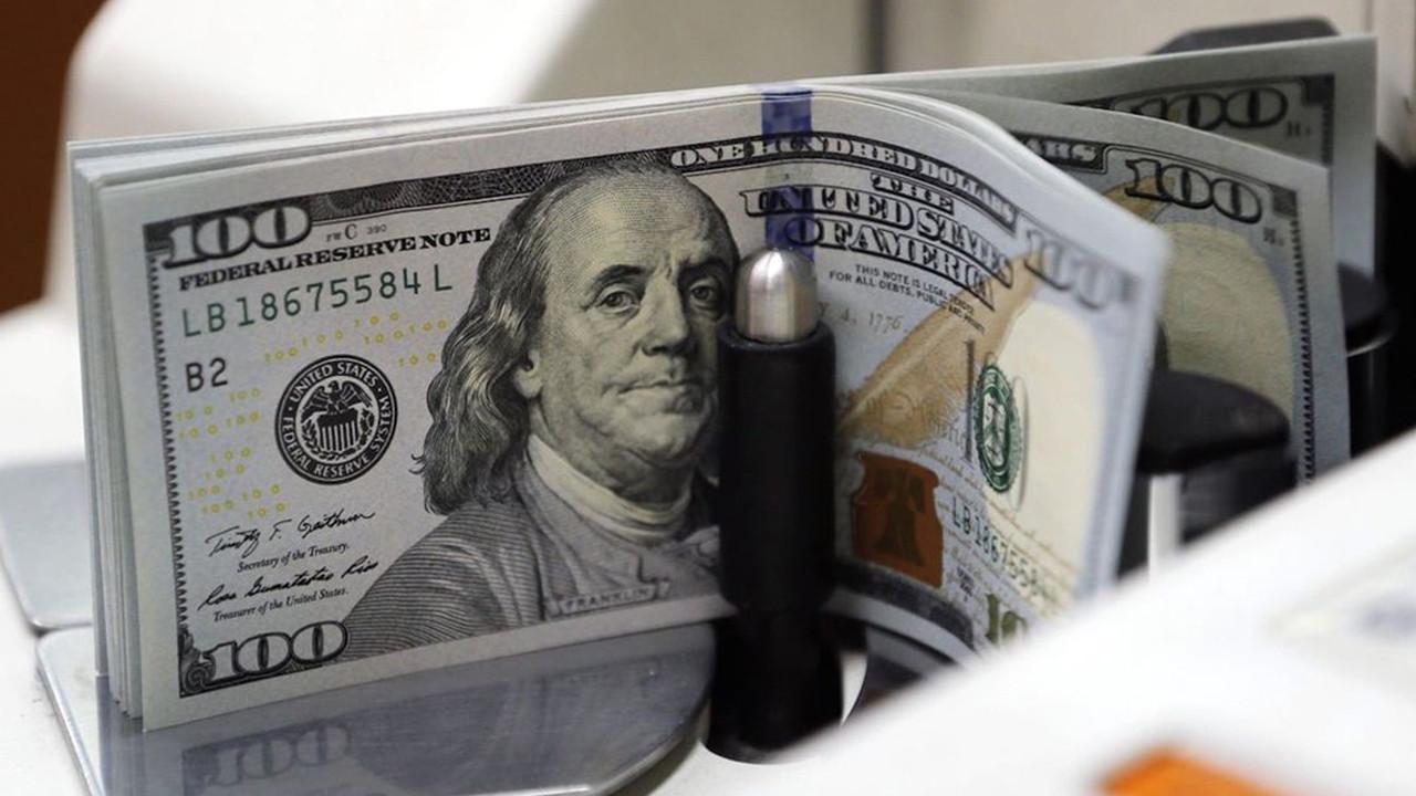 Rekor haftasında döviz hesapları 571 milyon dolar geriledi