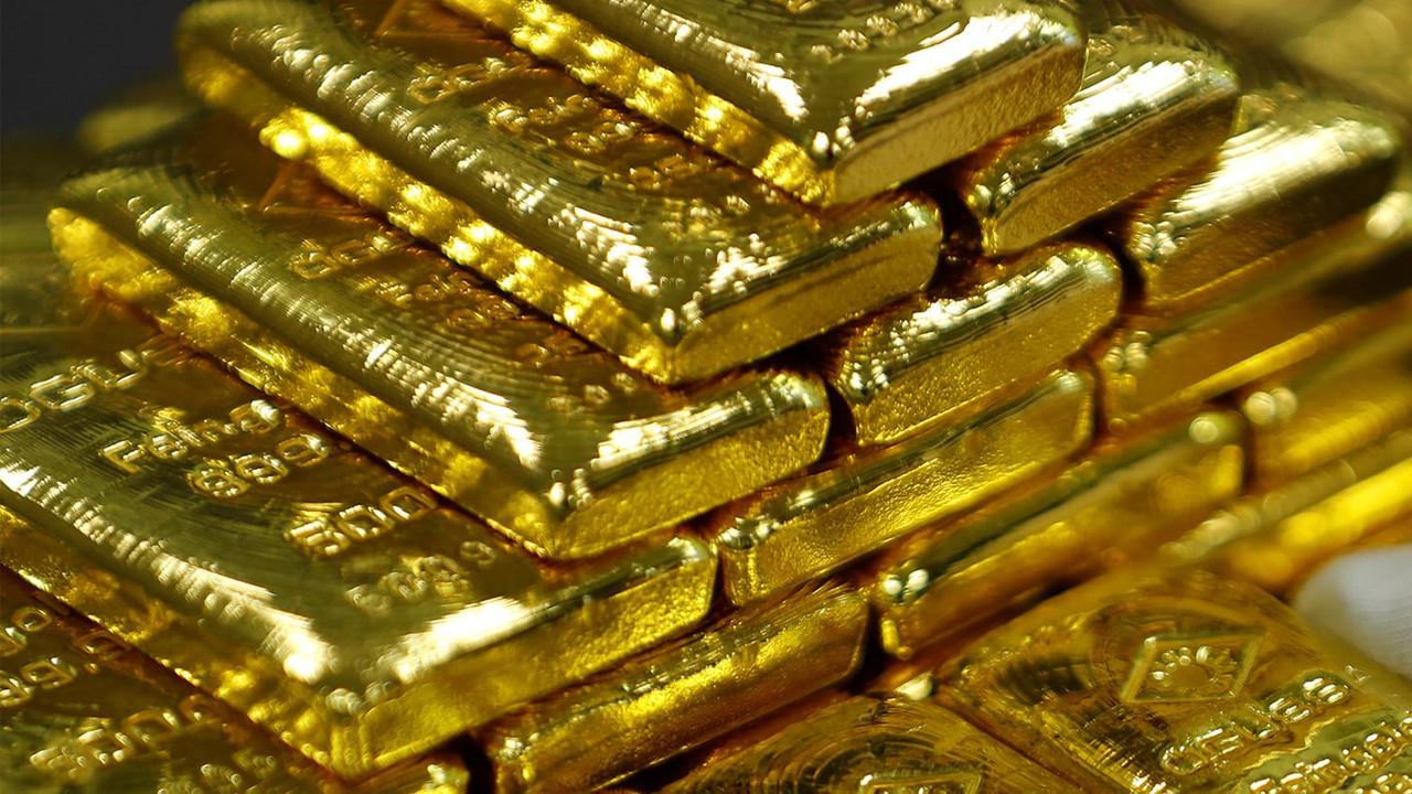 Altın, 1.800 doların üstünde